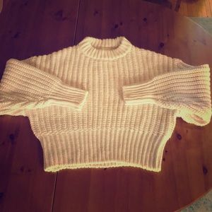 H&M chunky knit sweater Brand New!